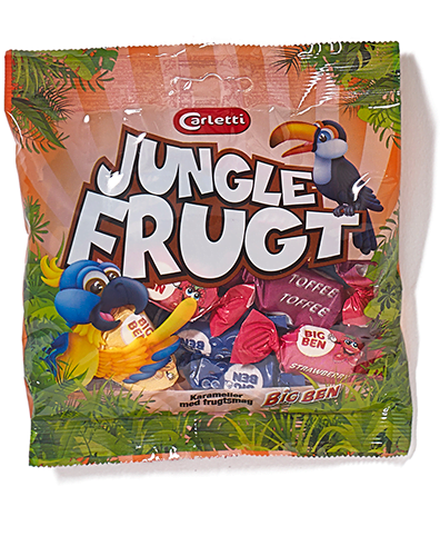 Carletti jungle frugt