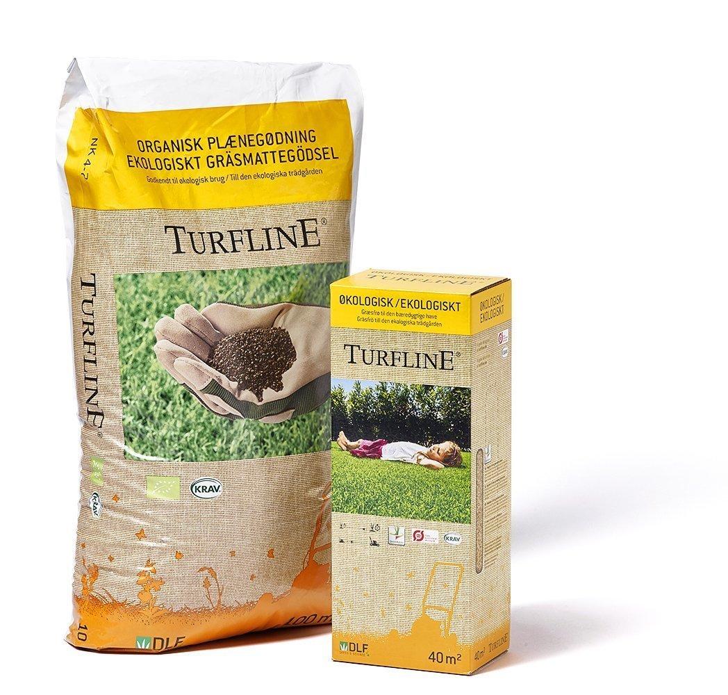 Turfline emballage